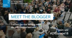 ZPE18_Meet the Blogger_Mitarbeitergespräch